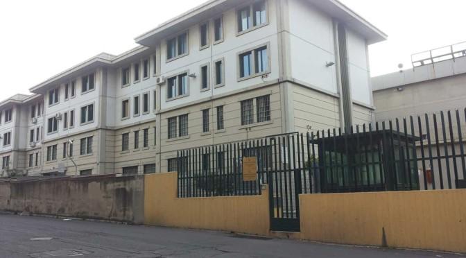 Messina visita alla casa circondariale con sopralluogo fotografico - Casa della moquette messina ...